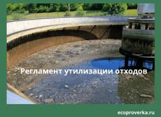 Регламент утилизации отходов