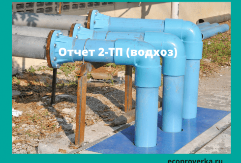 2-ТП водхоз