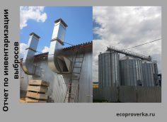Отчет по инвентаризации выбросов
